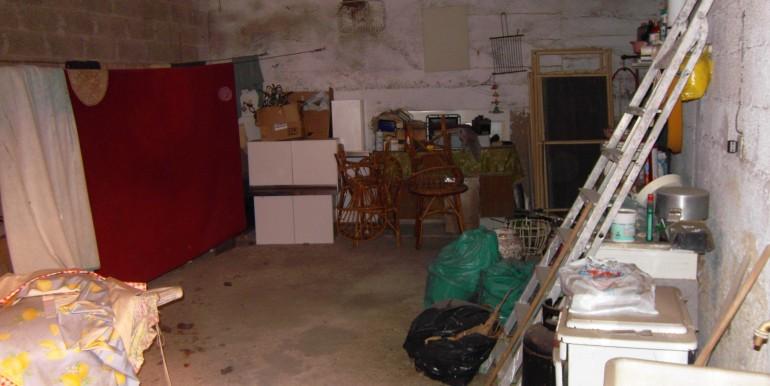 Magazzino/garage piano terra
