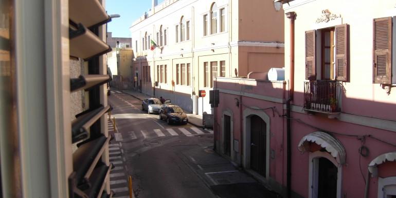 Affaccio su Via Riva Villasanta